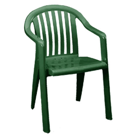 Miami Lowback Stacking Armchair