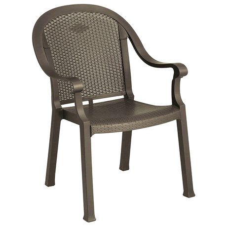 Sumatra Classic Stacking Dining Armchair