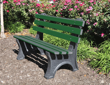 Central Park Bench