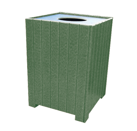 Standard Square Receptacle