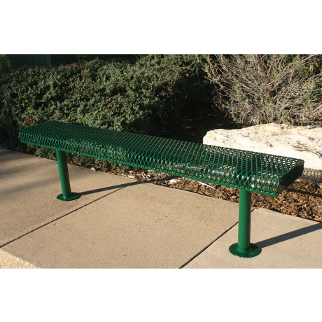 4' Rivendale Bench Without Back