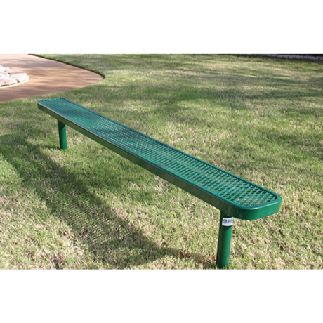 4' Lexington Bench Without Back