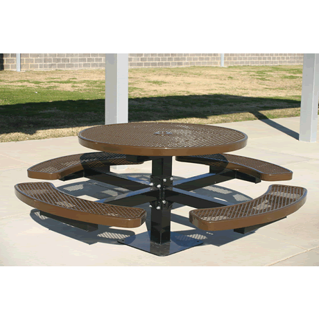 "46"" Rivendale Round Pedestal Table"