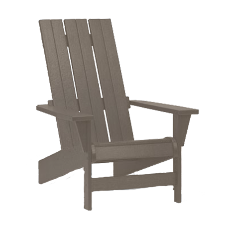 Breezasta Basics Adrondack Chair (Style 3)