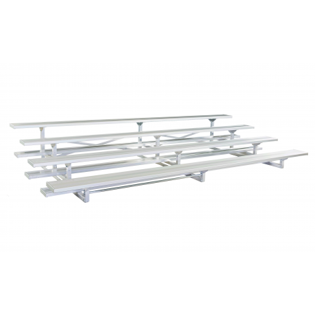 4 Row Low Rise Non-Elevated with Aluminum Frame
