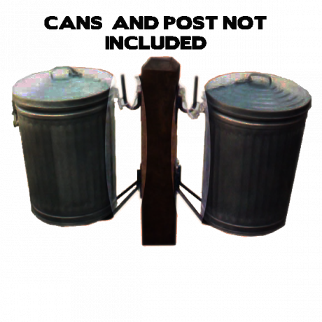 Hardware For Double Sided Canpost