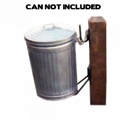 """6"""" X 6"""" Canpost Single Sided Recycled Plasted Holder"""