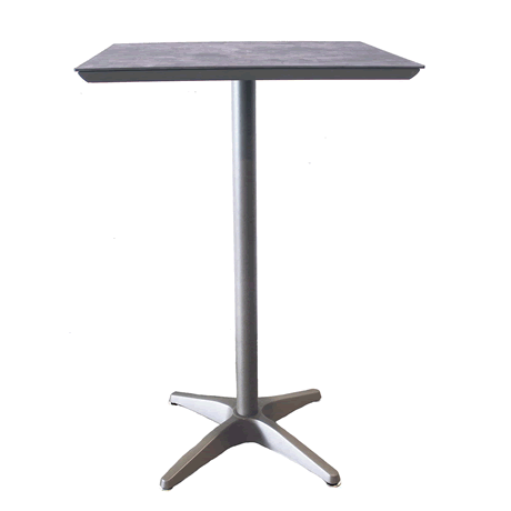 Sunset Square Bar Height Table