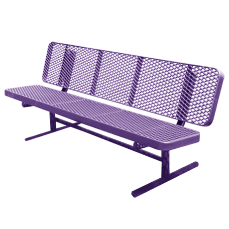 Champion Supreme Bench With Back