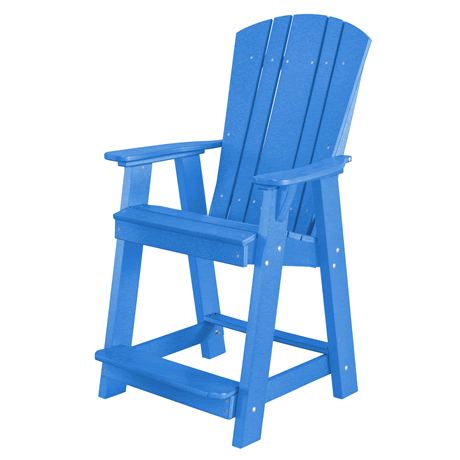 Counter Height Balcony Chair