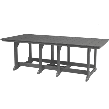 """44"""" x 94"""" Dining Height Table"""