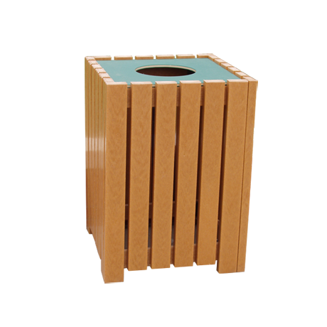 Heavy Duty Square Receptacle
