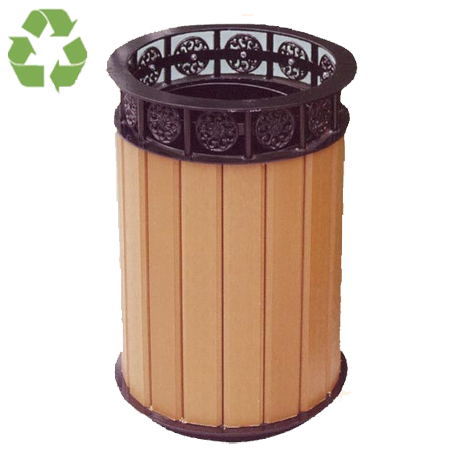 Jamestown Receptacle