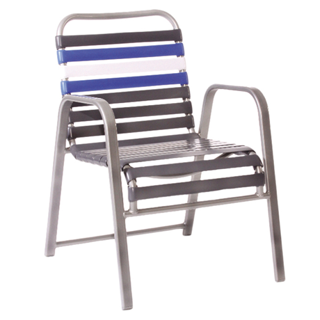 Siesta Single Strap Stackable Dining Chair
