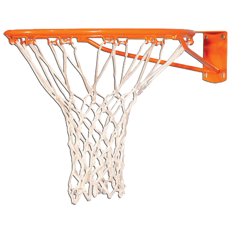 Replacement Front Mount Single Basketball Rim