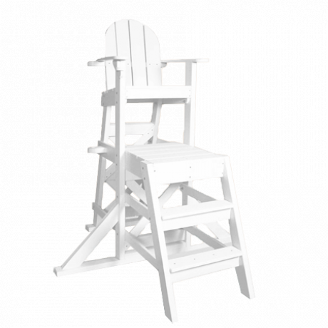 Medium Lifeguard Chair With Front Ladder
