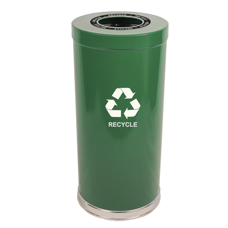 """Emoti-Can 18"""" Diameter Recycling Container"""