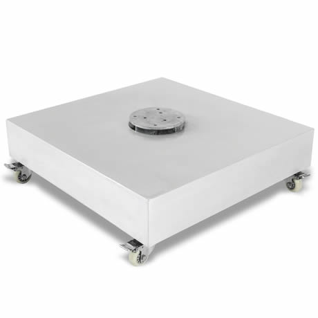 Heavy Duty Base with Wheels for Aurora / G Series