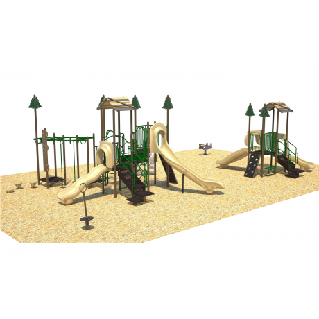 Discovery School Age Playground