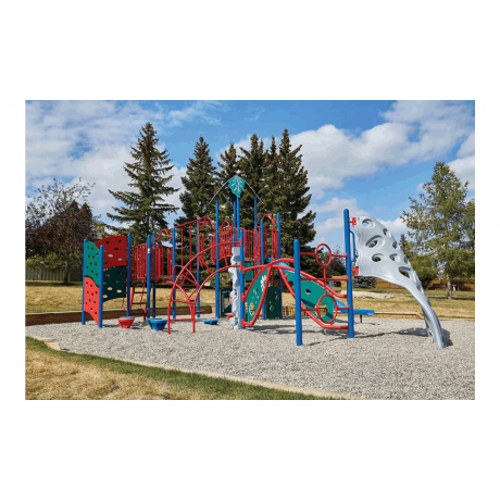 Explorer School Age Playground