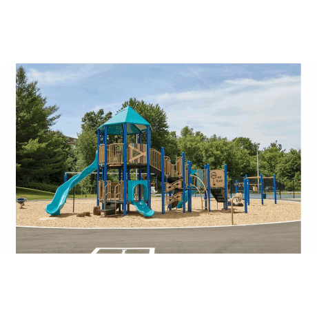 Park-n-Play Scool Age Playground