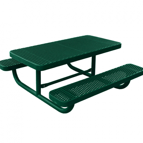 Champion Kids Series Rectangle Picnic Table - Free Standing