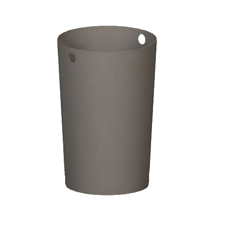 Round Liner for Concrete Trash Containers