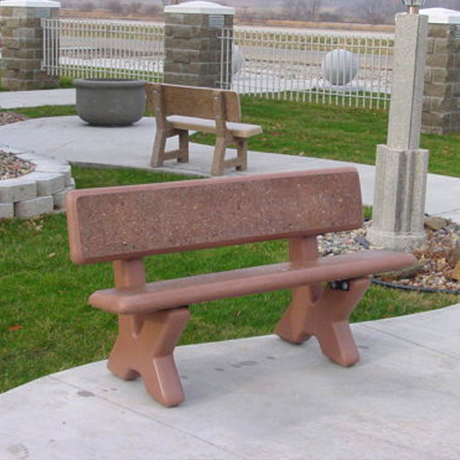 X-Terra Concrete Bench