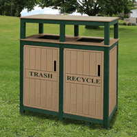 recycling centers and units