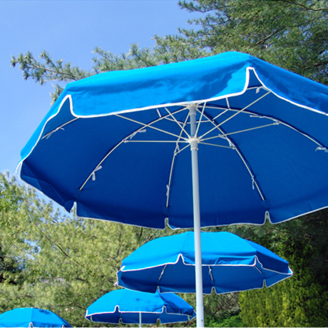 Outdoor Umbrellas for Patio, Market, Beach, and Lifeguard