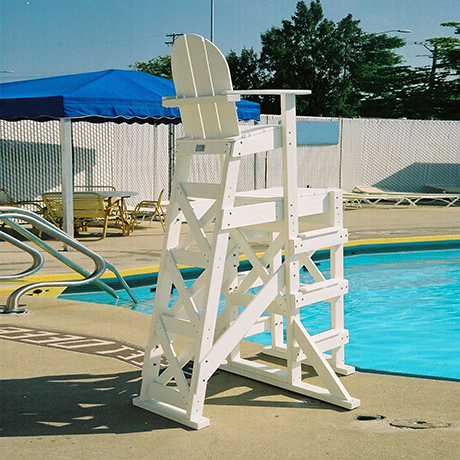 Lifeguard Chairs
