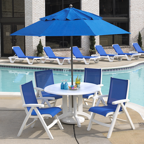 Pool Furniture Collections & Commercial Pool Furniture for Hotels Resorts and Public Pools