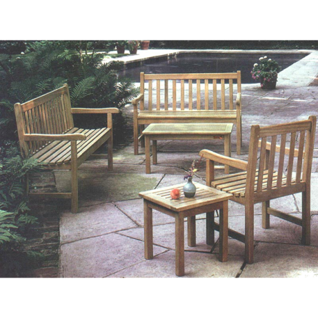 Deck Furniture Shorea Wood Collection