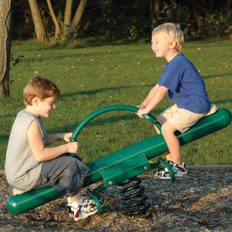Retro Rocker, Classic Teeter See-Saw