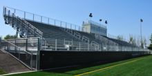 Bleachers for Schools and Athletic Fields | Grand Stands