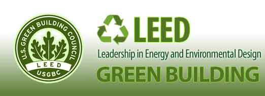Earn LEED Credits with Recycled Plastic