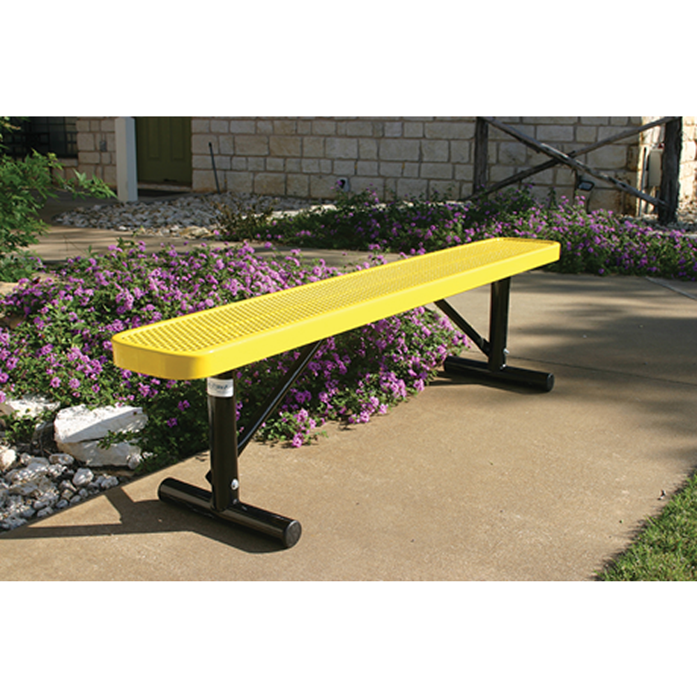 Rivendale Rectangular Bench without Back