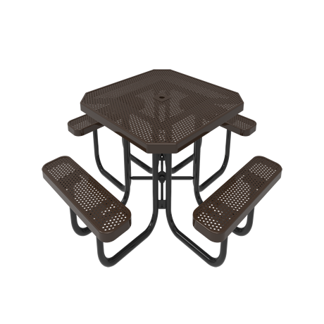 Lexington Octagon Portable Table