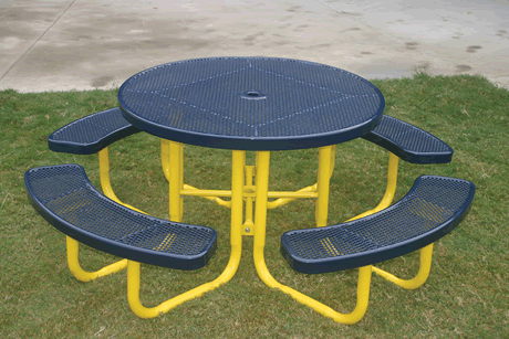"46"" Rivendale Round Portable Table"