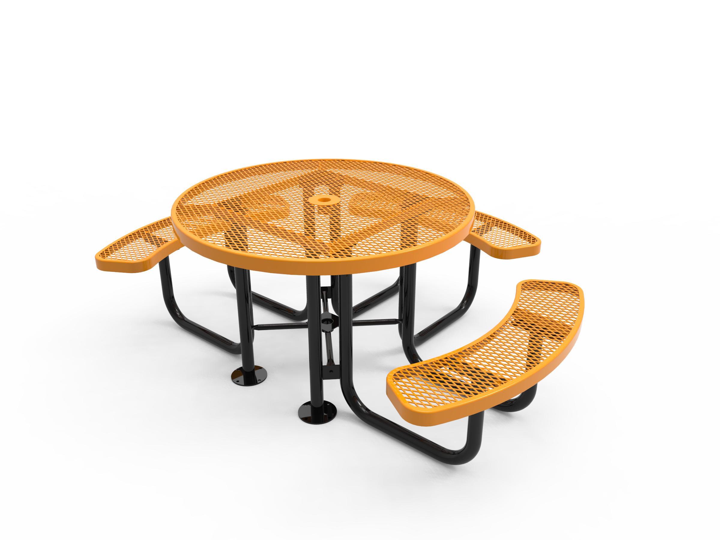 "46"" Lexington Round Portable Table"