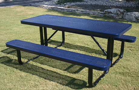 4' Lexington Rectangular Portable Table