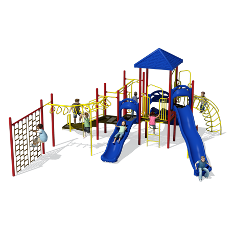 Crusader Playground