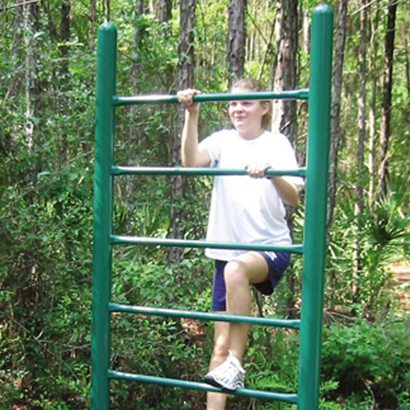 Individual Vertical Ladder for Ages 5 and Up