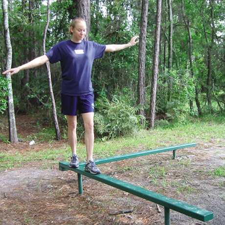 Individual Balance Beams for Ages 5 and Up