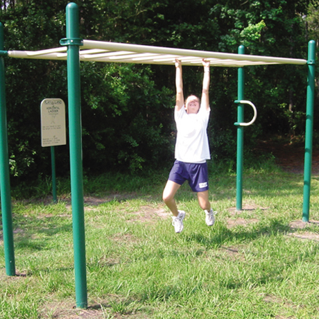 Individual Horizontal Ladder for Ages 5 and Up
