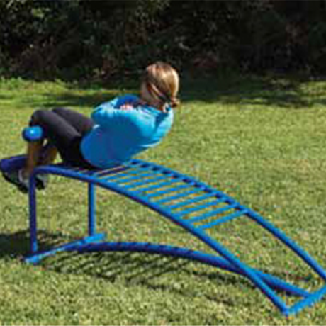 Individual Sit-Up Bench for Ages 5 and Up