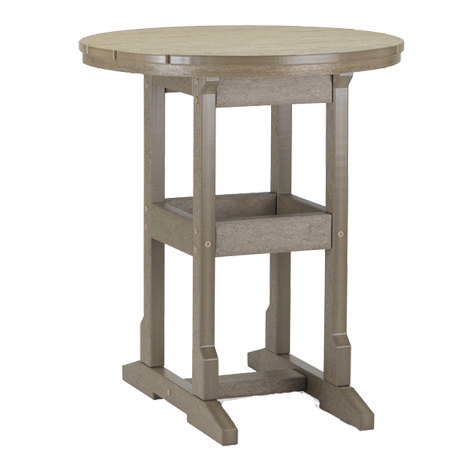 """32"""" Round Counter Table"""