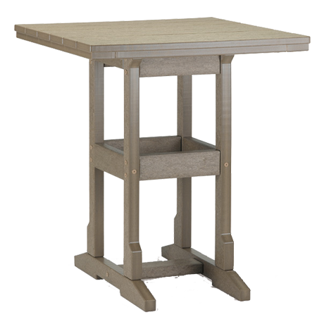 """32"""" X 32"""" Counter Table"""