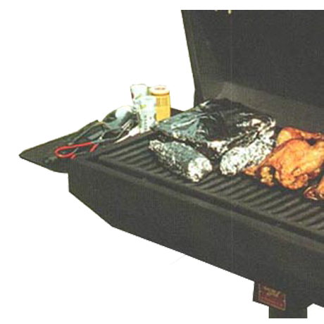 Side Utility Shelf for Covered Charcoal Grill-Parts