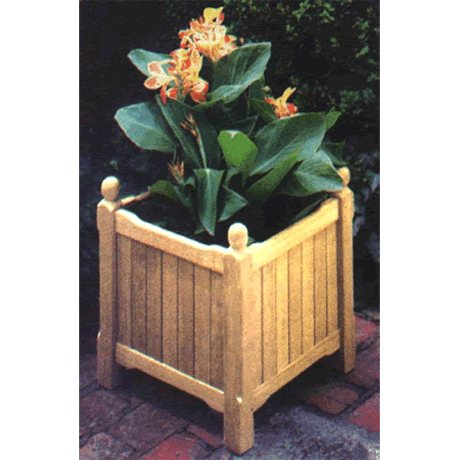 Shorea Wood Planter-Planters